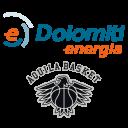 Dolomiti Energia Trentino . Logo