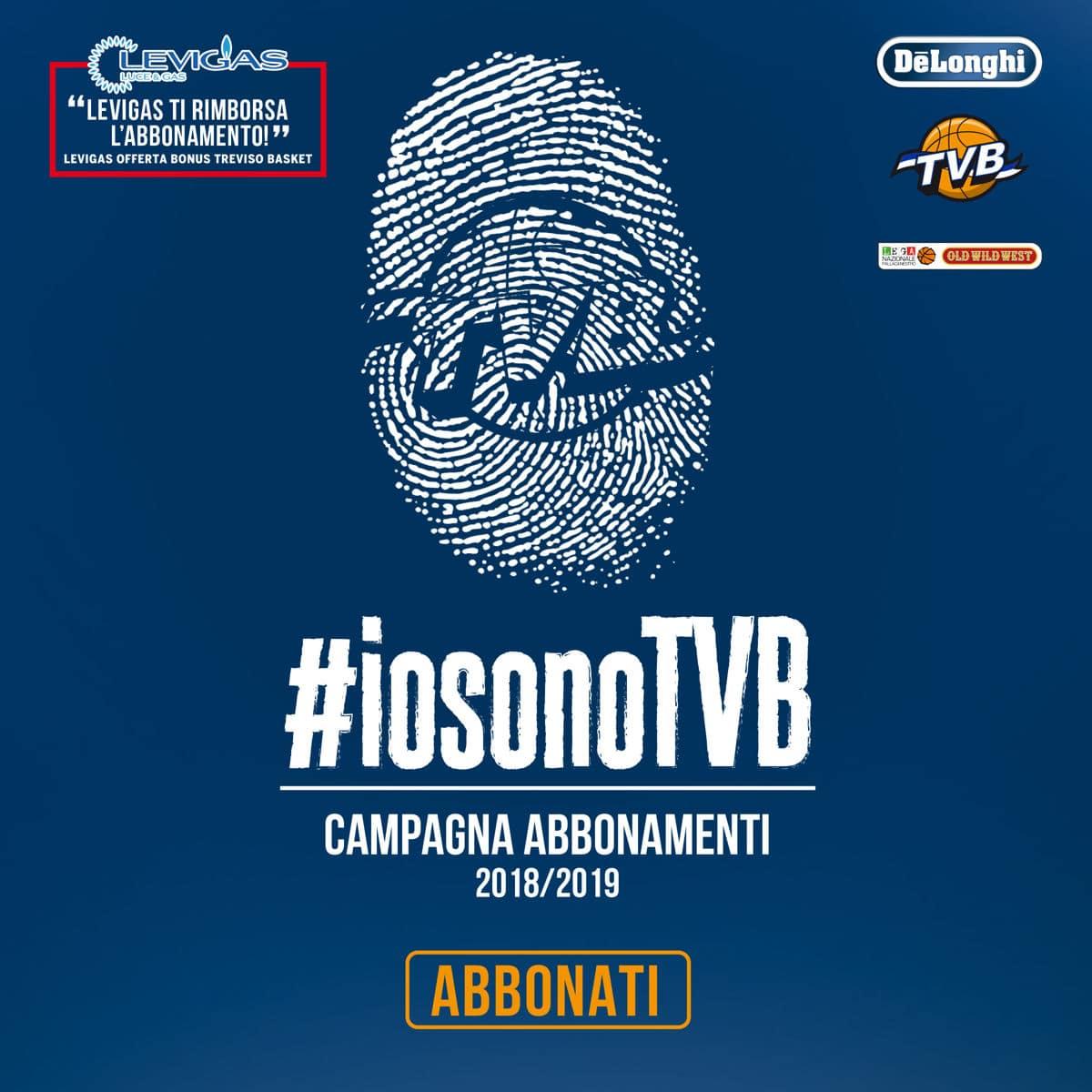 #iosonoTVB