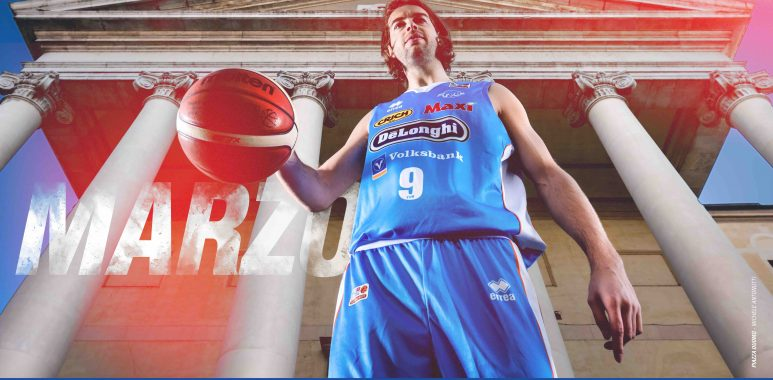 Treviso Basket Calendario.Il Calendario Tvb 2019 Di Studio Perazza Treviso Basket