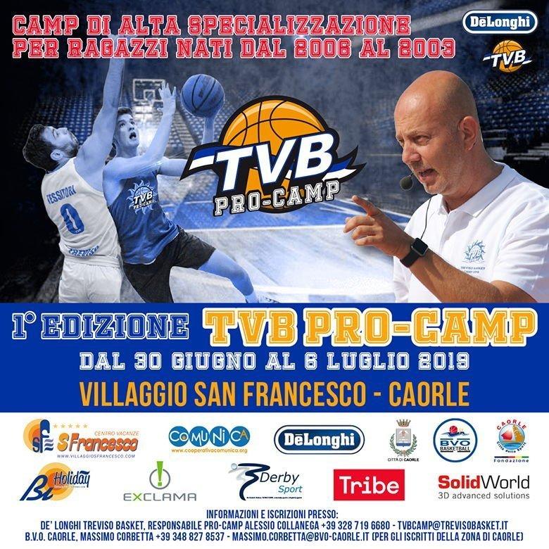 TVB PRO CAMP 2019