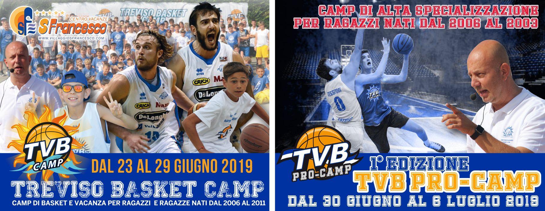 TVB CAMP - TVB PRO CAMP 2019