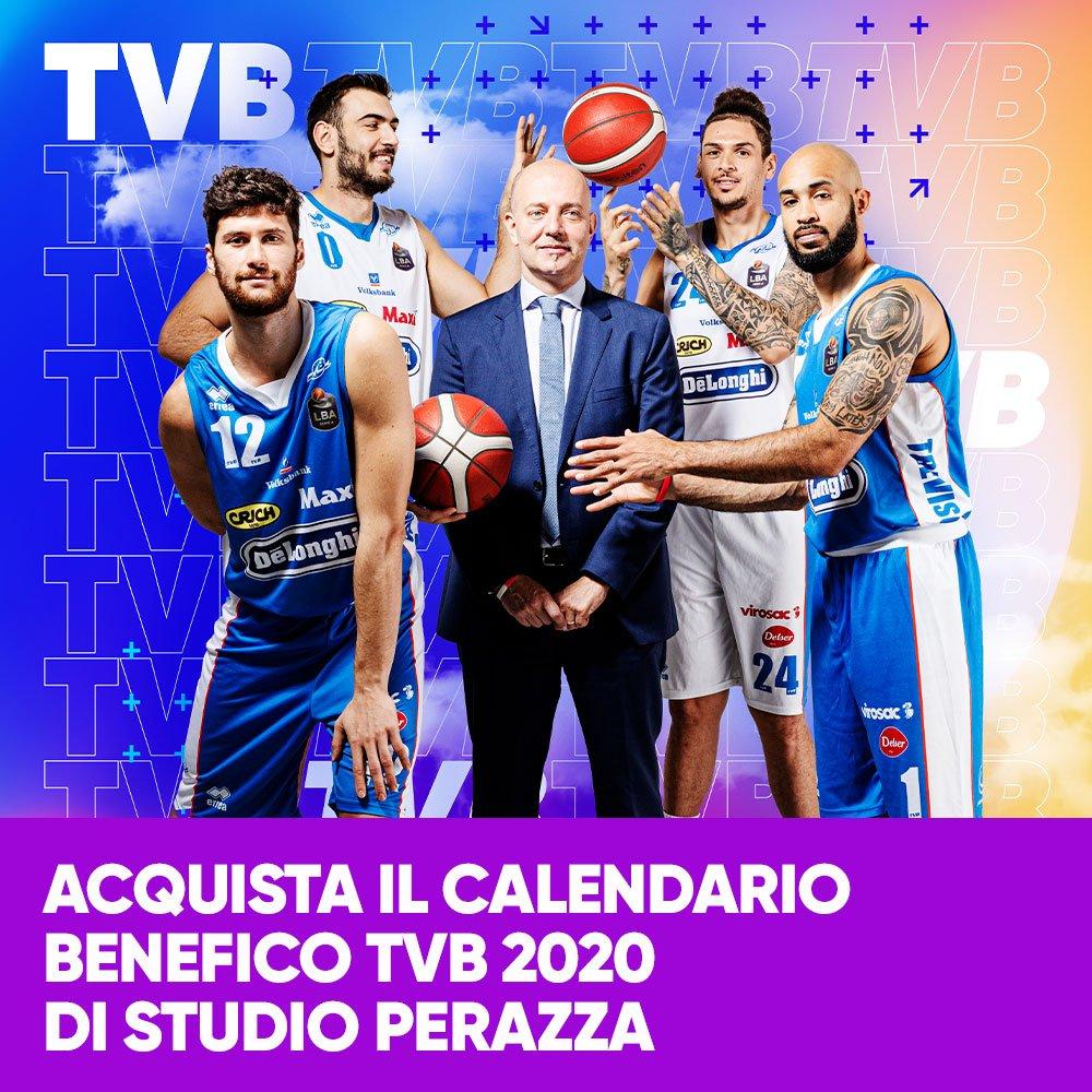 Calendario benefico TVB 2020