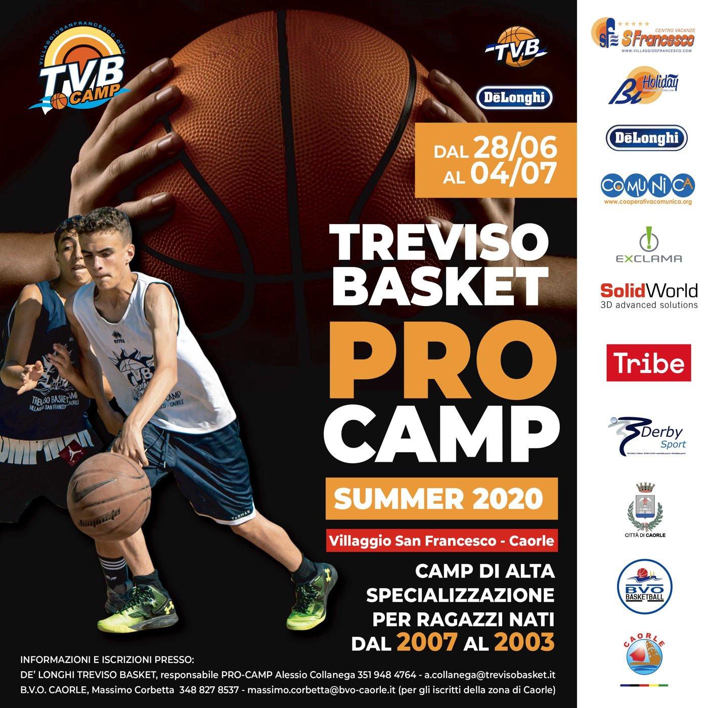 TVB PRO camp 2020