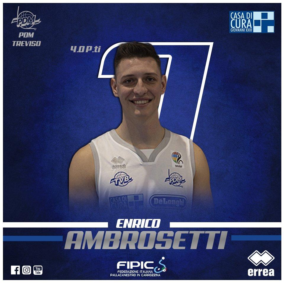 Enrico Ambrosetti