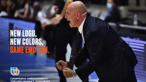 Campagna Abbonamenti Treviso Basket 2021/22