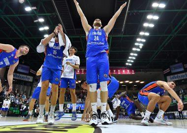 festeggiamenti prima vittoria europea